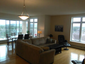Spacious, upscale condo for rent with panoramic patio view