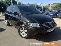 2007 CHRYSLER GRAND VOYAGER