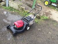 "Honda 5hp 22"" lawnmower powerdrive heavy duty"