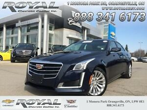 2016 Cadillac CTS 3.6L * GM EXECUTIVE CAR