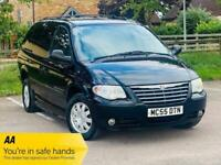 2006 Chrysler Grand Voyager 3.3 Limited 5dr MPV Petrol Automatic