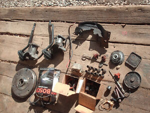 1965-79 vw beetle or bus 1600 or 1500 aircooled parts lot Cambridge Kitchener Area image 3