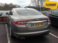 2009 JAGUAR XF 3.0d V6 Luxury 4dr Auto