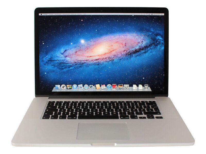Apple MacBook Pro Features 15-Inch Retina Display