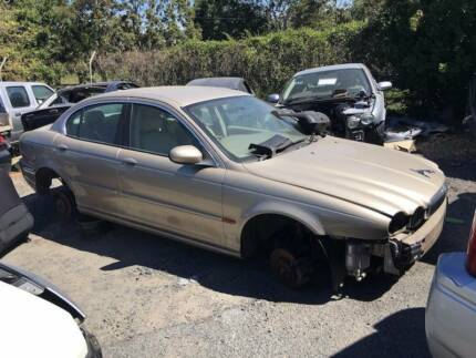 2003 - 2009 Jaguar X-type wrecking for parts