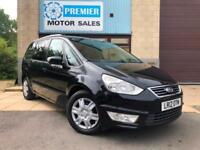 2012 FORD GALAXY 2.0 TDCI 140 POWERSHIFT AUTO ZETEC 7 SEATER.