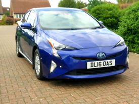 2016 Toyota Prius Uk Model 43K Miles Superb Cond £11999 Best for taxi