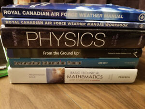 Aviation Textbooks (First Year)