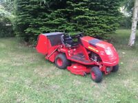 Countax K series ride on lawn mower 12.5 horse power 38 inch deck, comes with spares £800