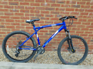 GT aggressor xc3 adult mountain bike fully working