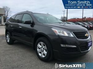 2017 Chevrolet Traverse LS  - Certified - Touch Screen