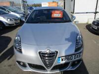 2010 Alfa Romeo Giulietta Hatch 5Dr 2.0JTDM-2 170 DPF SS EU5 Veloce 6Spd Diesel