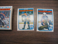 1982-83 OPC Hockey Card Set