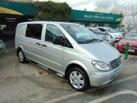Mercedes-Benz Vito 2.1CDi Dualiner 6 seater - Compact 115CDI 2009 DIESEL