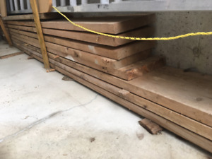 Lumber for sale 2x10s various lengths