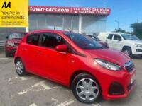 2016 Peugeot 108 ACTIVE ONLY 31231 MILES SERVICE HISTORY 1 FORMER OWNER ABS AIR