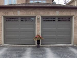 Garage Door 9 x 7 4283 Bronze