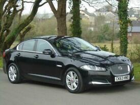 image for 2013 Jaguar XF 2.2 TD Luxury (s/s) 4dr Saloon Diesel Automatic
