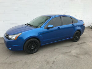 2010 Ford Focus SES Certified & Warranty
