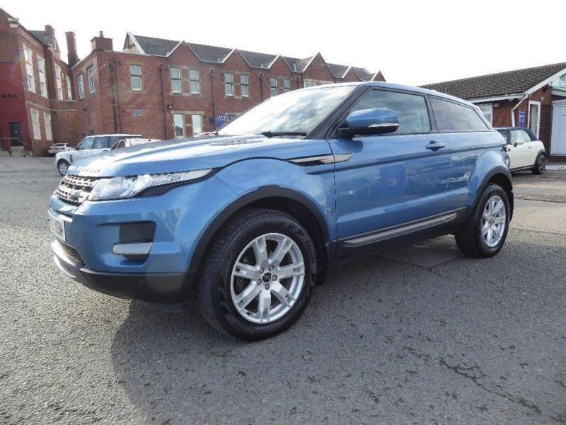 2013 Land Rover Range Rover Evoque 2.2 SD4 Pure Tech Coupe 4x4 3dr