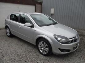 2009 Vauxhall Astra 1.7 CDTi 16V ecoFLEX SXi [110] 5dr diesel, manual, hatchb...