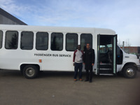 Daily bus from Edmonton to fort Mcmurray