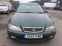 2001 Honda Accord 2.0 i-VTEC SE Executive 4dr (sun roof)