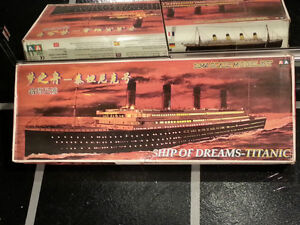RMS TITANIC 1/348 Large Scale Model Kit by AA London Ontario image 5