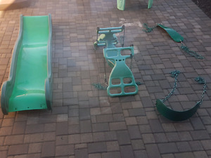 slide and swings for sale