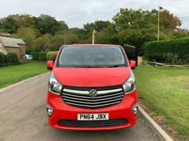 2014 Vauxhall Vivaro 1.6 CDTi 2700 Sportive L1 H1 EU5 5dr Panel Van Diesel Manua