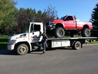 Fred's Fast and Friendly Towing Service