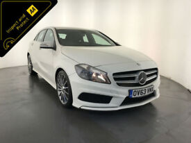 2013 63 MERCEDES-BENZ A200 AMG SPORT CDI 1 OWNER MERCEDES HISTORY FINANCE PX