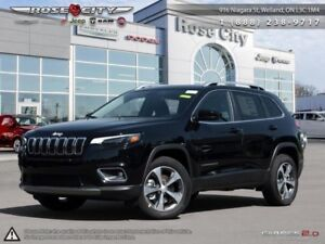 2019 Jeep Cherokee Limited 4x4  - *