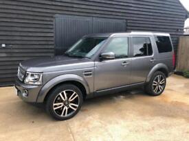 Land Rover Discovery 3.0 SDV6 255bhp Auto SE