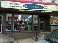 Salmon Arm - Downtown 1470 SF Storefront