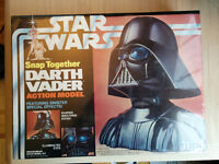 STAR WARS MPC Snap Together Darth Vader 1978 Vintage SEALED
