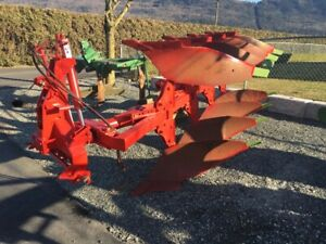 Steeno H125 - Roll Over Plow