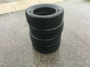 225/60R16 Continental all season tires for sale