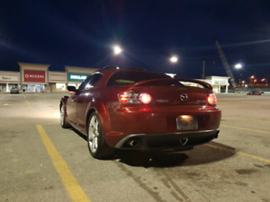 2006 mazda rx8 gs 6 port *REBUILD* *UPGRADES*