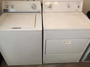 Amana Washer/Kenmore Electric Dryer