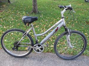Ladies Used Mountain Bike - Nice Solution Save Money - Commute