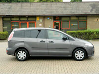 2009 58 MAZDA5 2.0 D TS 5dr WITH 7 SEATS + PRIVACY GLASS