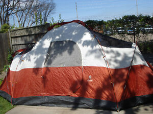 Coleman Red Canyon Tent  For 8-Person