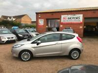 2009(59) Ford Fiesta 1.25 ( 82ps ) Style + Silver 3dr Hatch, **ANY PX WELCOME**