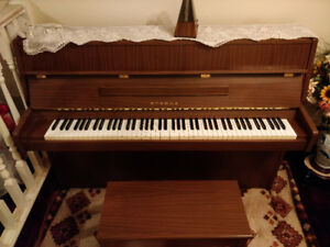 Yamaha Eterna Upright Piano for $350*