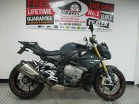 2017 BMW S1000R - AKRAPOVIC EXHAUST - 4734 MILES