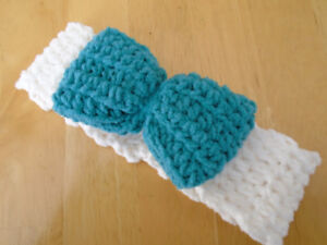 Headband with Bow for 3 to 6 month old - Photo Prop