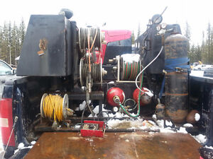 Complete Welding Skid Ready For Work! Prince George British Columbia image 1
