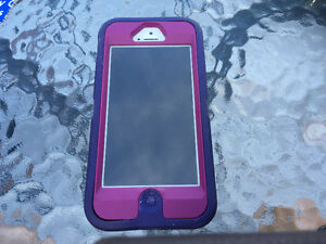 Otter Box case for iPhone 5 or 5s