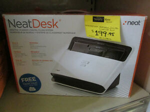 NeatDesk Digital Scanner Kit